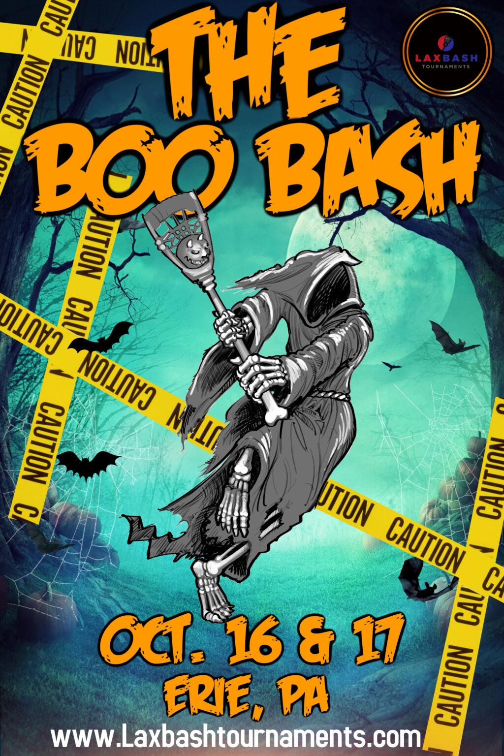 Flyer Boo Bash PA